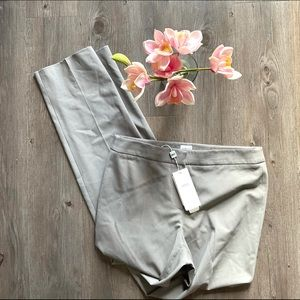NWT ARMANI COLLEZIONI / GREY DRESS PANTS